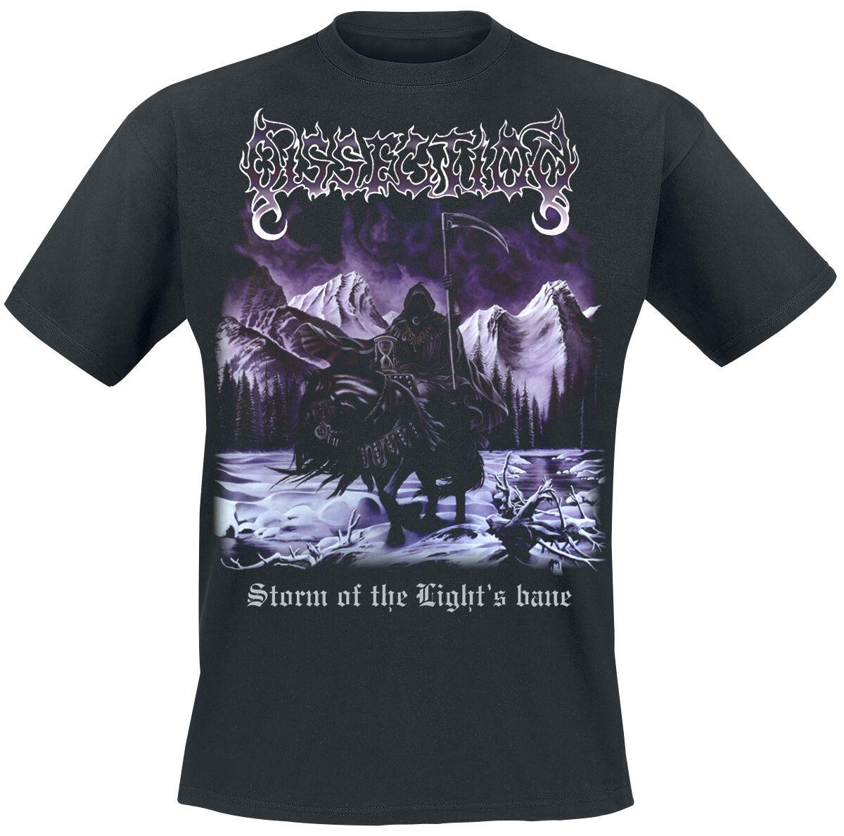 Zespoły - Koszulki - T-Shirt Dissection Storm of the light's bane T-Shirt czarny - 367199