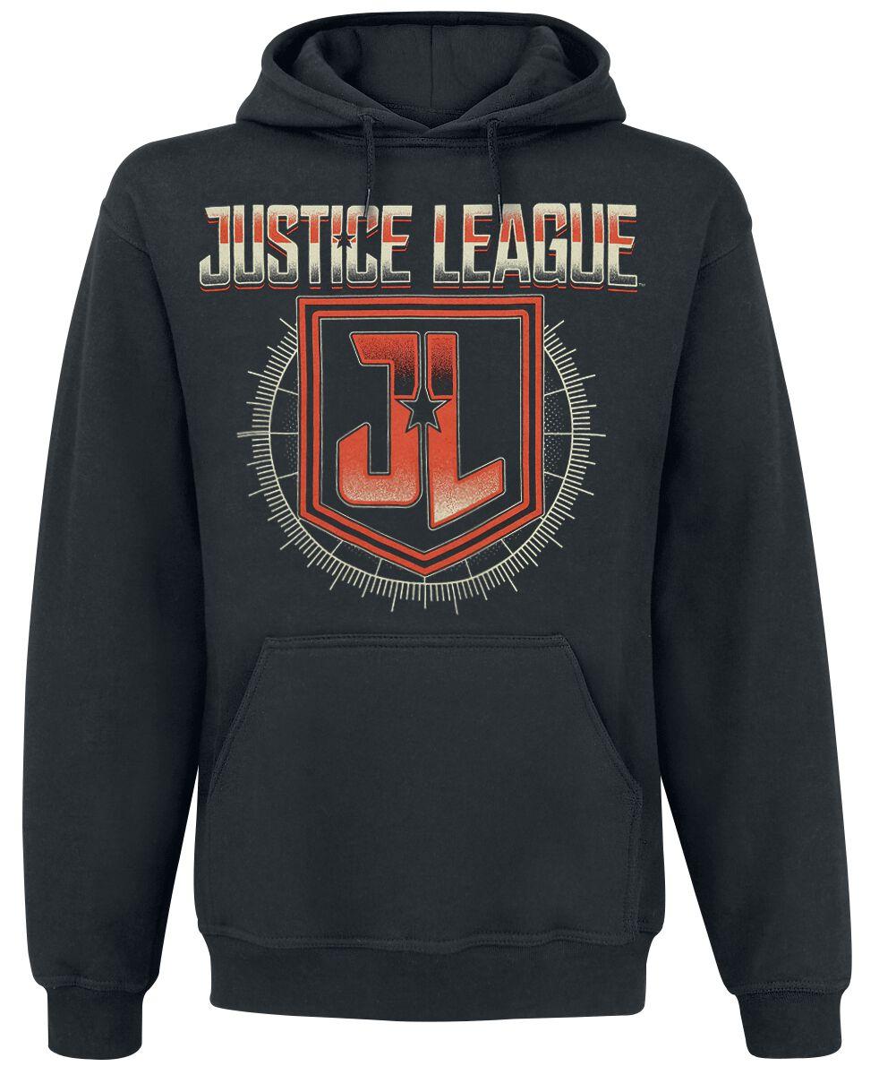 Image of   Justice League United We Stand Hættetrøje sort