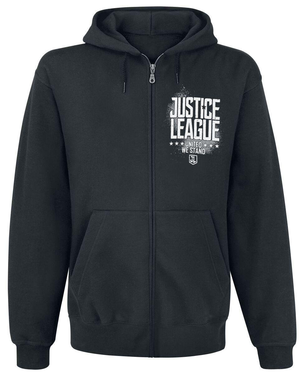 Image of   Justice League United Hættejakke sort