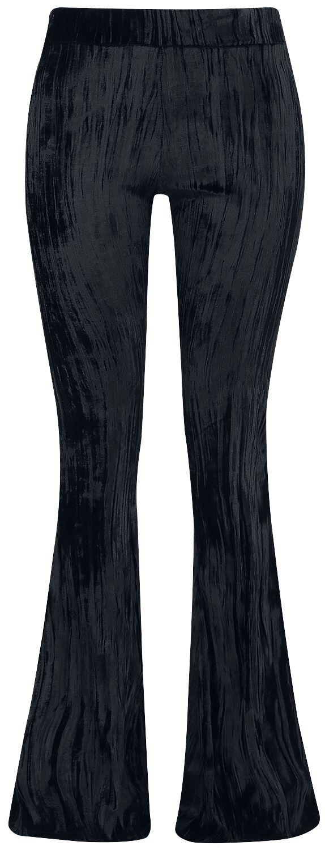 Image of   Outer Vision Flare Legging Leggings sort