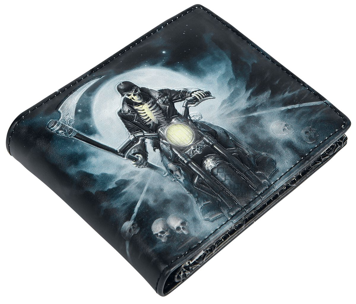 Image of   Nemesis Now Hell Rider Wallet Pung Standard