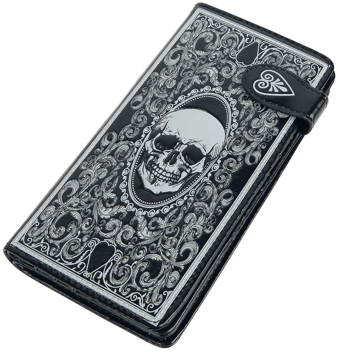 Image of   Nemesis Now Skull Tarot Pung Standard