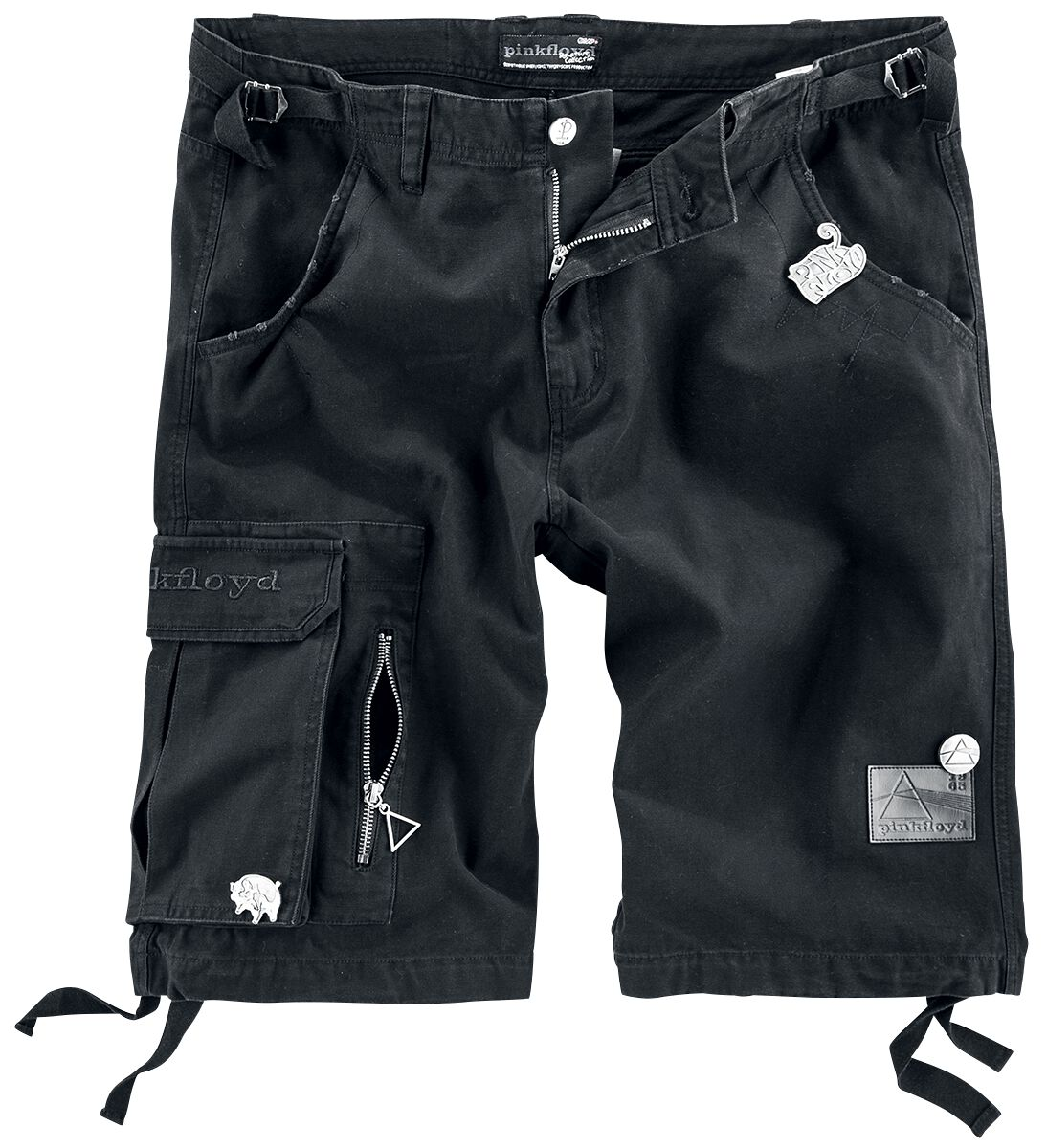 Image of   Pink Floyd EMP Signature Collection Shorts sort