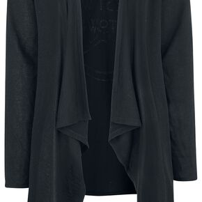American Horror Story Baddest Witch In Town Cardigan pour Femme noir