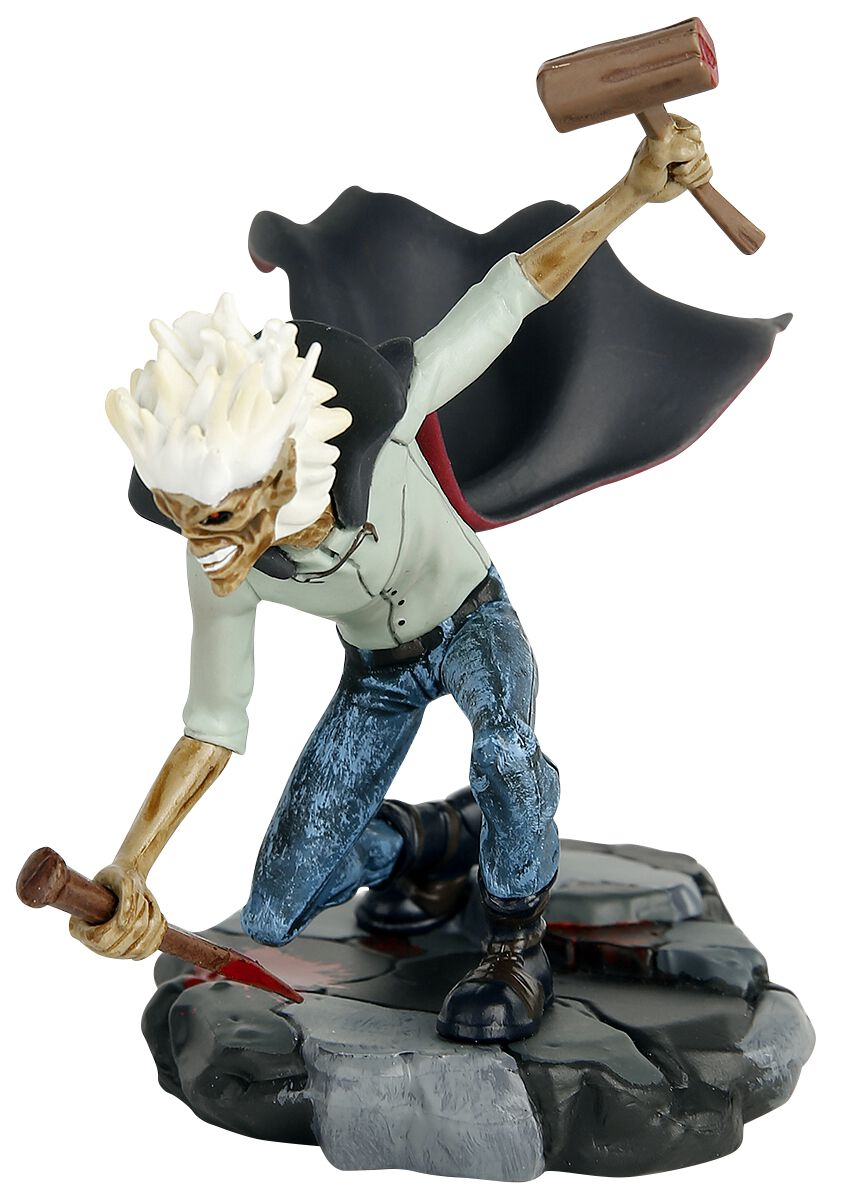 Image of   Iron Maiden Legacy of the Beast - Vampire Hunter Eddie Samlefigur Standard