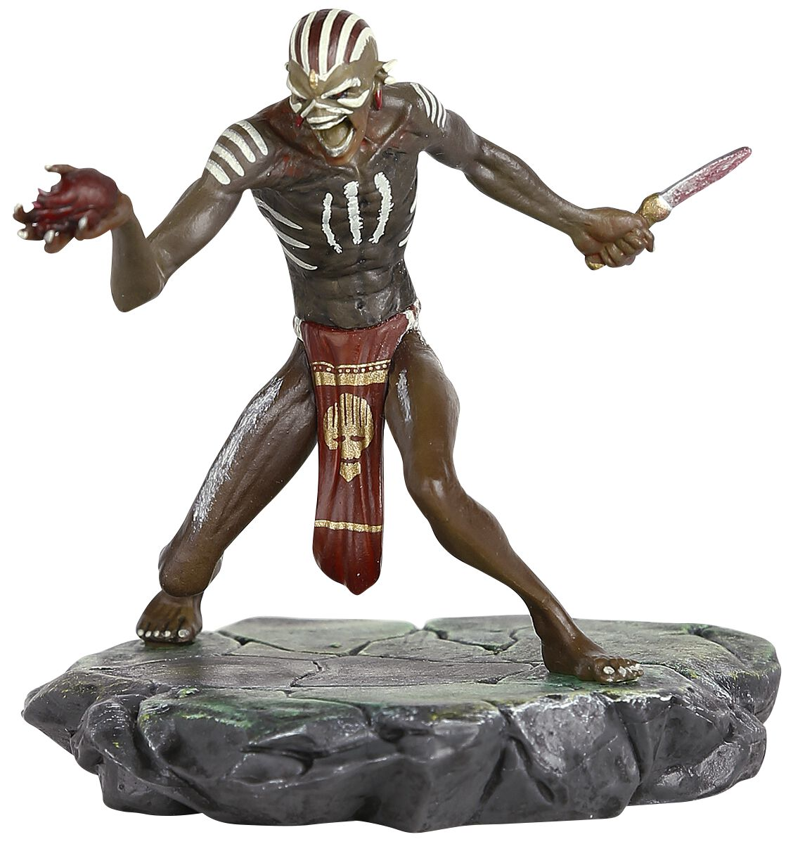 Image of   Iron Maiden Legacy of the Beast - Shaman Hunter Mayan Eddie Samlefigur Standard