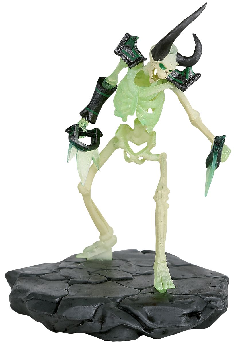 Image of   Iron Maiden Legacy of the Beast - Mystery Blind Box Samlefigur Standard