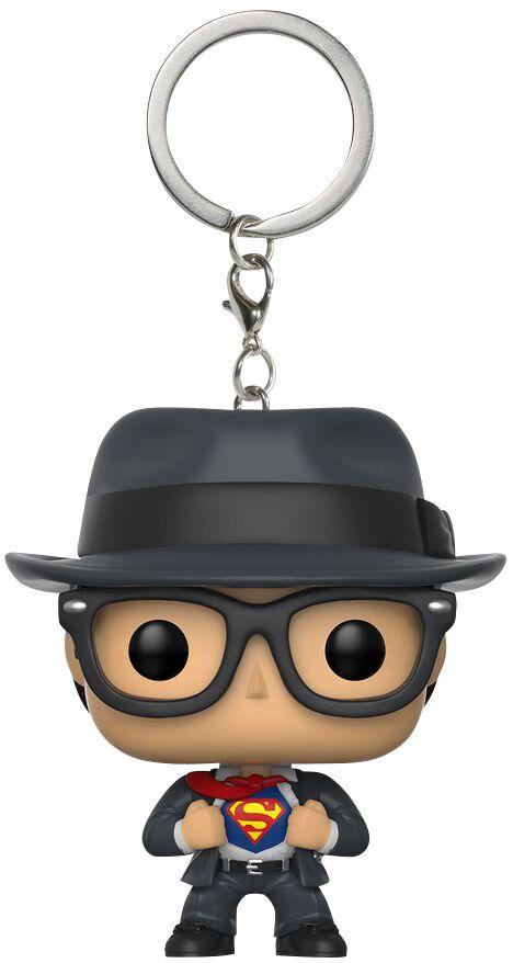 Merch dla Fanów - Breloczki do kluczy - Breloczek do kluczy Superman Clark Kent ( Suit ) Breloczek do kluczy standard - 367449