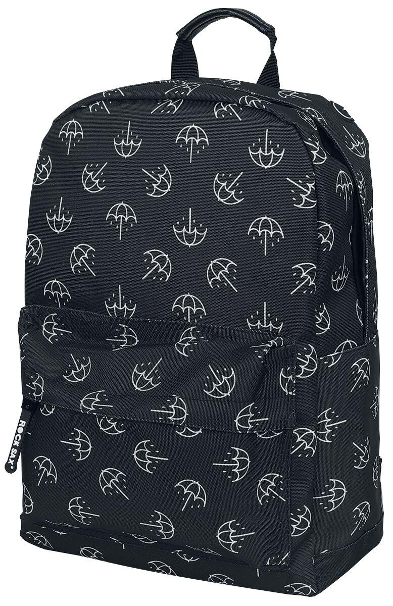 Image of   Bring Me The Horizon Umbrella Rygsæk sort