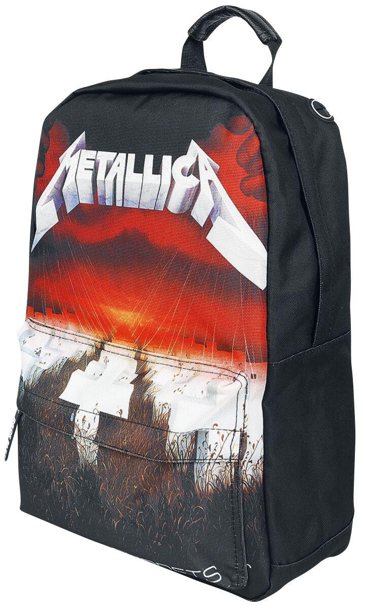 Metallica Master Of Puppets - Unisex - schwarz