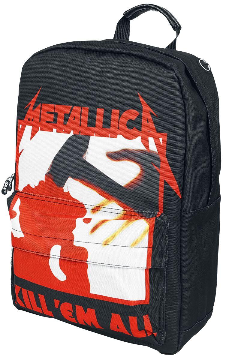 Image of   Metallica Kill 'Em All Rygsæk sort