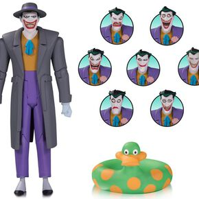 Batman SDCC 2017 Batman The Animated Series Der Joker Expressions Pack Figurine articulée Standard