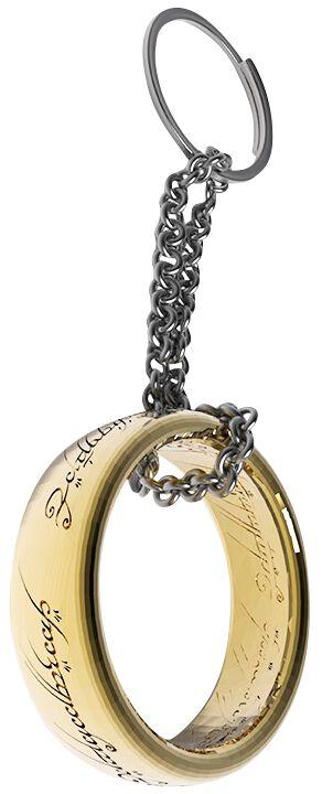 Image of   Ringenes Herre 3D Ring Nøglering Standard