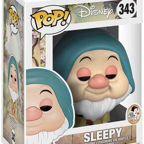 Figurine Pop! Dormeur Blanche-Neige et les Sept Nains
