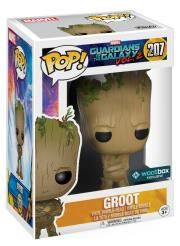 Image of   Guardians Of The Galaxy 2 - Teenage Groot Vinyl Figure 207 Samlefigur Standard