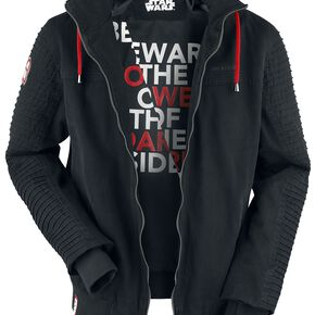 Star Wars Rule The Galaxy Veste noir