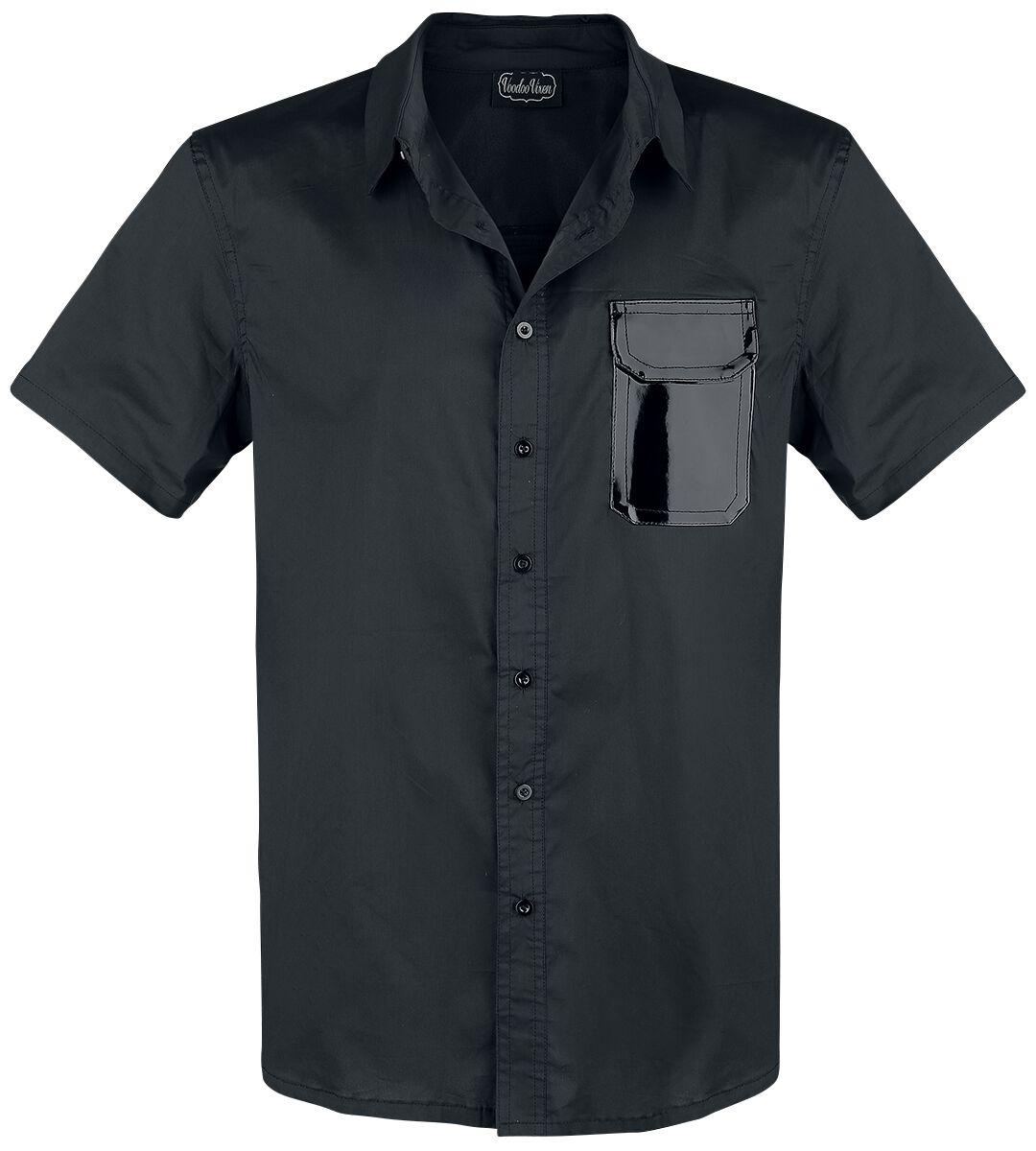 Marki - Koszule z krótkim rękawem - Workershirt Jawbreaker Black Eye Workershirt czarny - 367902