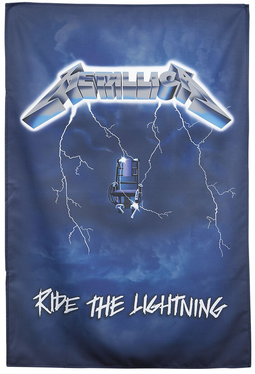 Metallica Ride The Lighting - None - Mehrfarbig