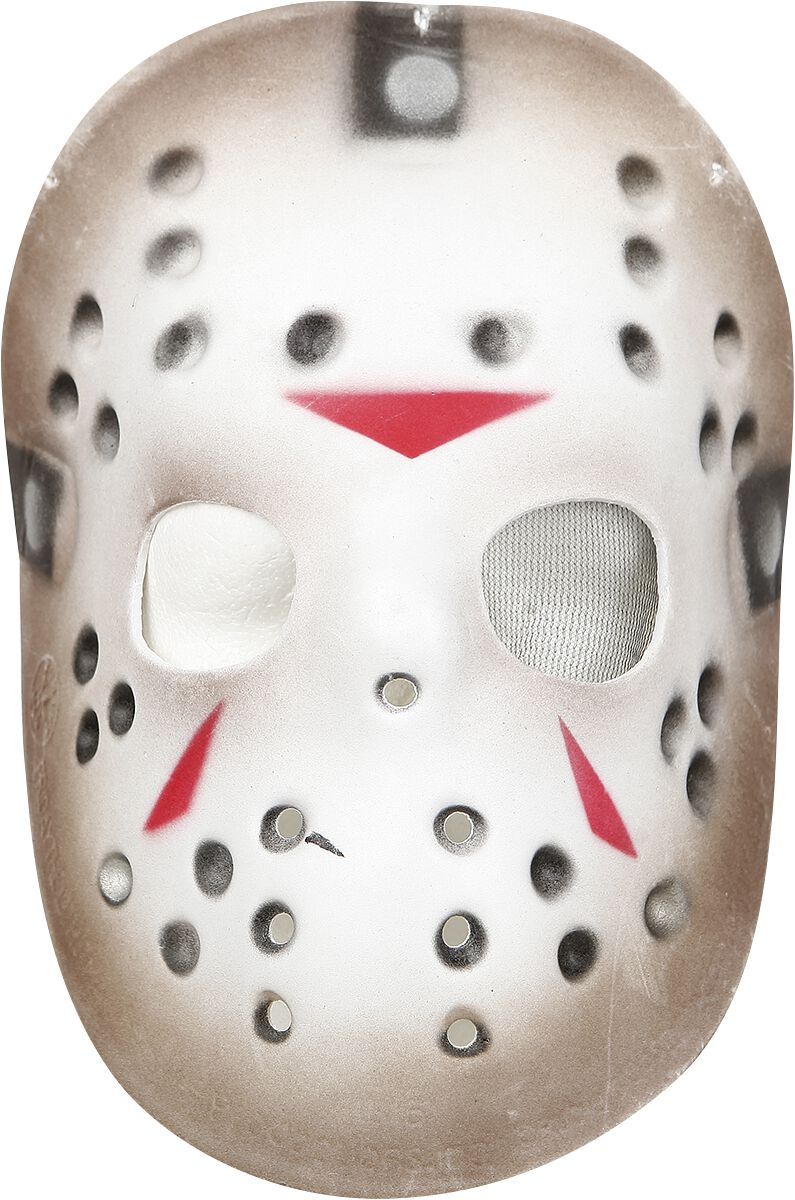 Merch dla Fanów - Maski i Kostiumy - Maska Friday The 13th Jason's Mask Maska standard - 368050