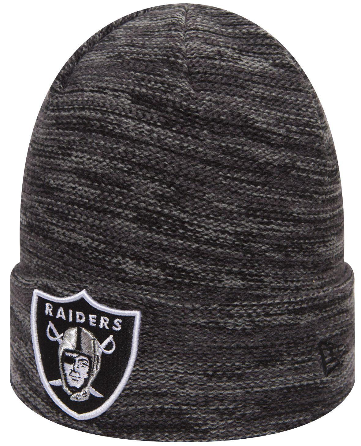 Basics - Czapki i Kapelusze - Beanie New Era NFL Oakland Raiders Beanie wielokolorowy - 368092