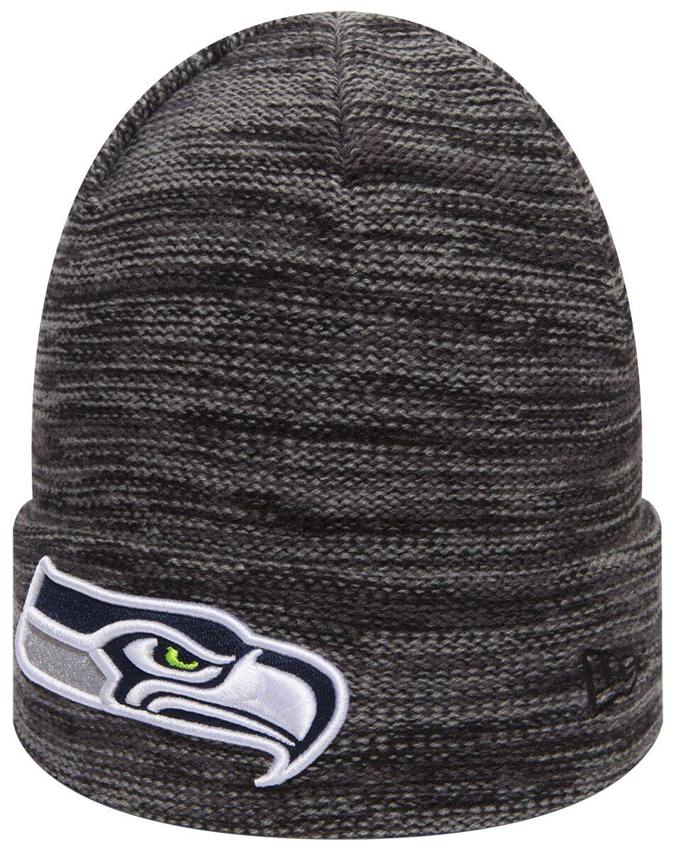 Basics - Czapki i Kapelusze - Beanie New Era NFL Seattle Seahawks Beanie wielokolorowy - 368093