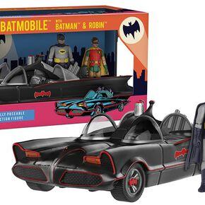 Figurine Batmobile Funko DC Heroes 1966