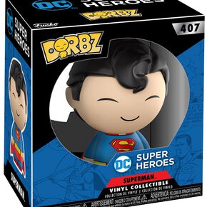 Figurine Dorbz Superman - DC Comics