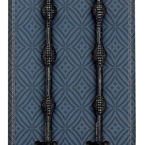 Harry Potter Barrettes En Forme De Baguette Magique Barrette couleur argent