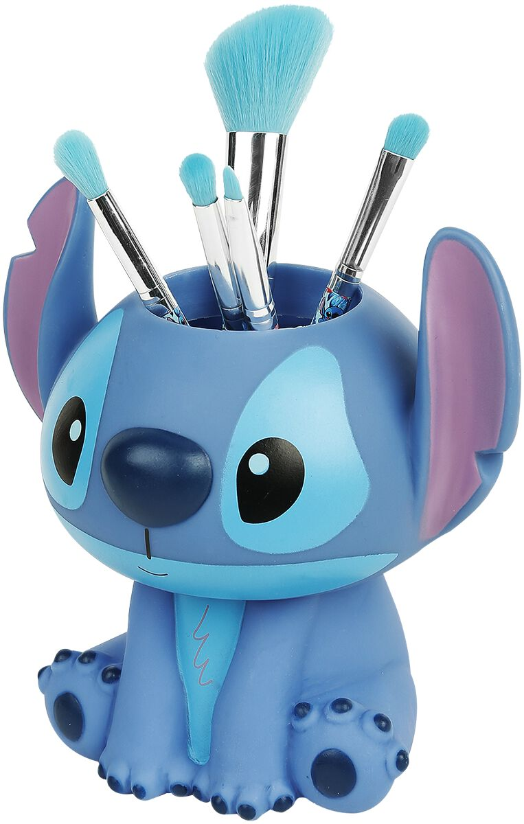 Image of   Lilo & Stitch Loungefly - Stitch Makeup-pensel blå