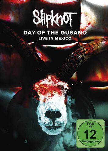 Image of   Slipknot Day of the Gusano DVD standard