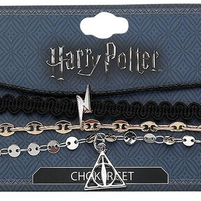 Harry Potter Choker Set Collier multicolore