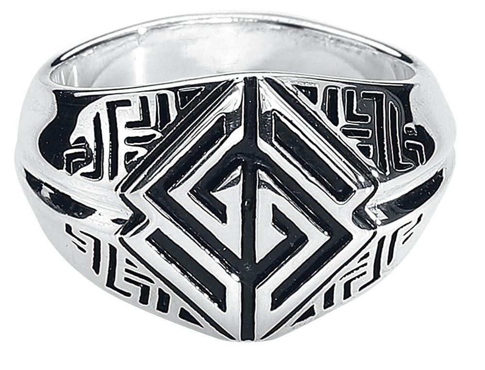 Ringe für Frauen - Der Hobbit Siegelring Fili Ring silberfarben  - Onlineshop EMP