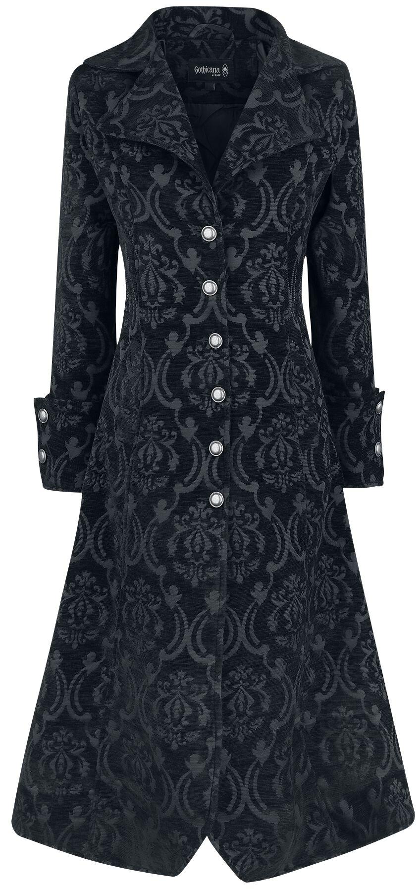 Image of   Gothicana by EMP Cythera Girlie frakke sort