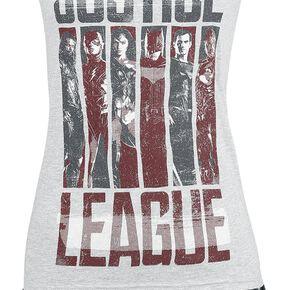 Justice League Justice Flag Pyjama gris