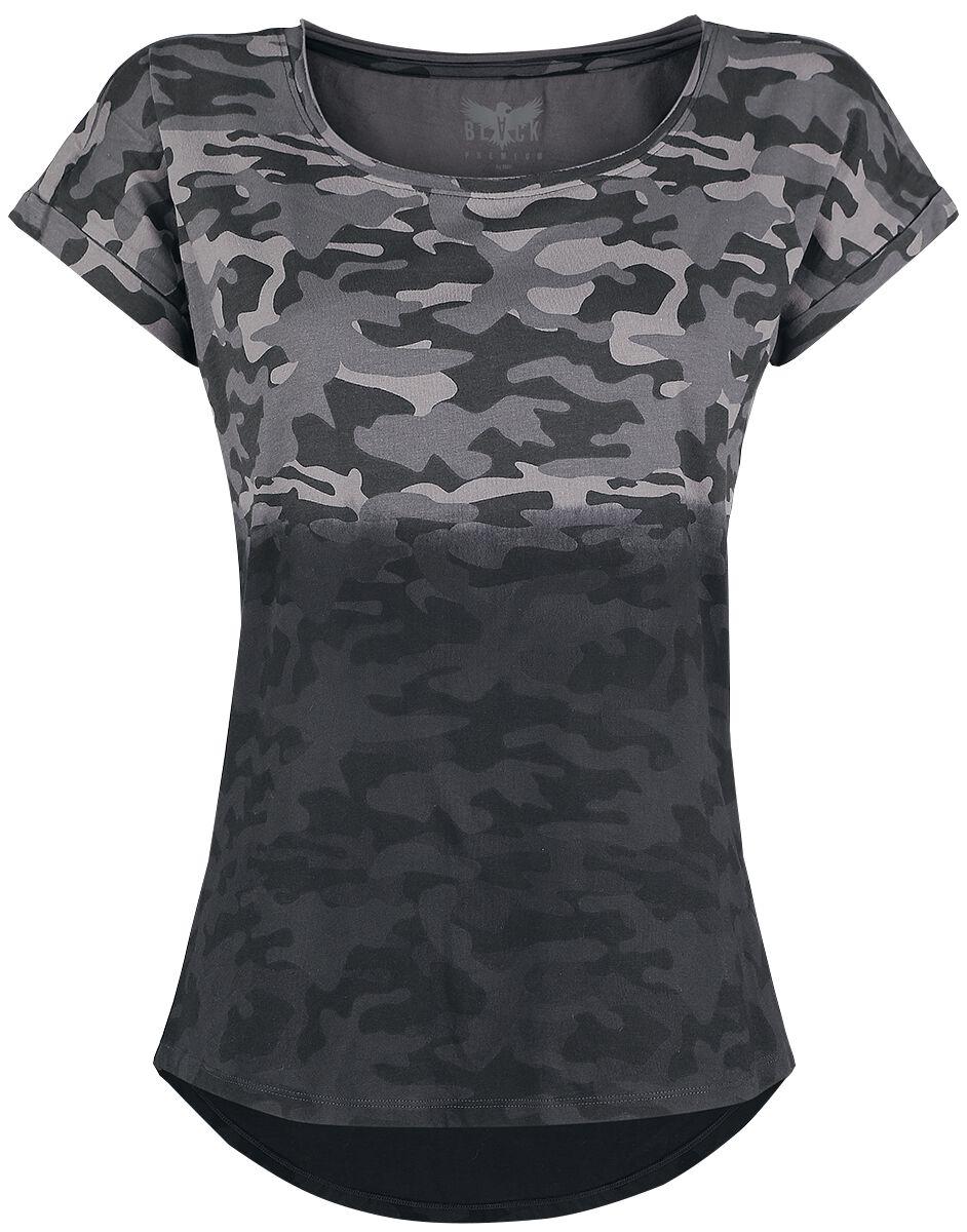Black Premium by EMP Everybody Is Easy Koszulka damska czarny