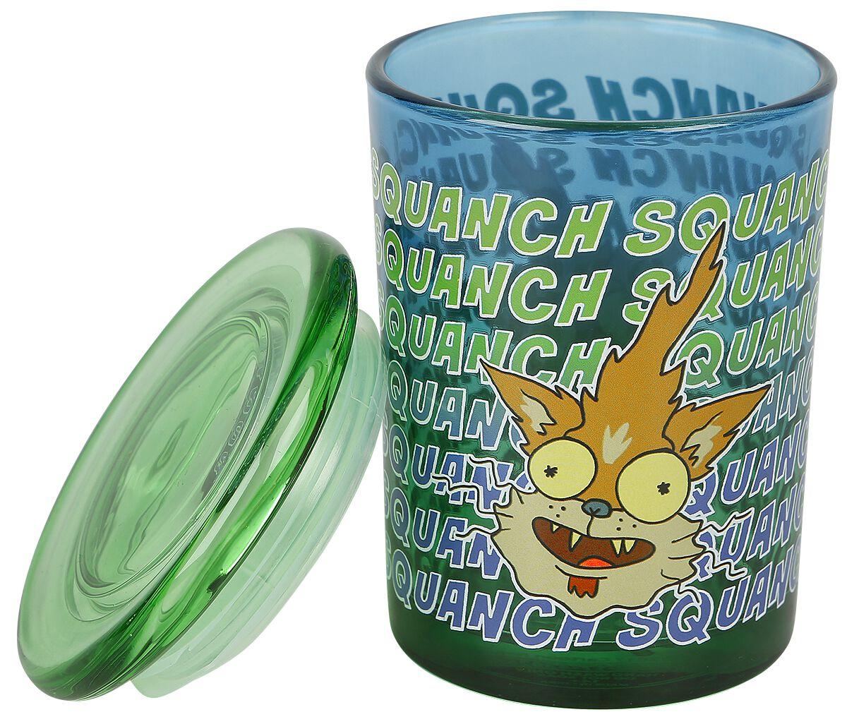 Image of   Rick And Morty Squanch Dekorationsartikel multifarvet