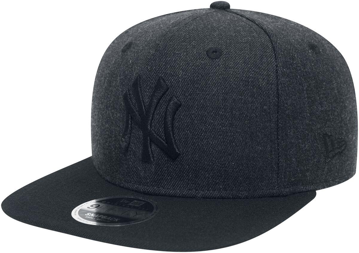 Basics - Czapki i Kapelusze - Czapka New Era New Era 9Fifty Seasonal Heather MLB New York Yankees Czapka New Era szary - 368834