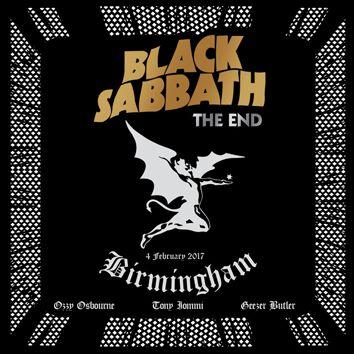 Image of   Black Sabbath The end (Live in Birmingham) 2-CD standard