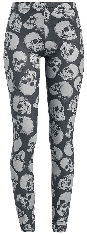 Hosen für Frauen - Black Premium by EMP Built For Comfort Leggings schwarz  - Onlineshop EMP
