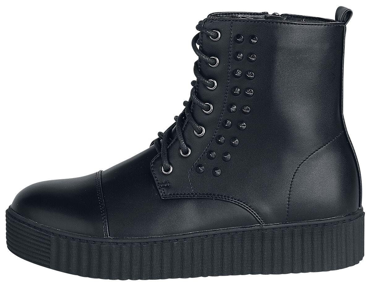 Stiefel für Frauen - Black Premium by EMP Walk Soft Boots schwarz  - Onlineshop EMP