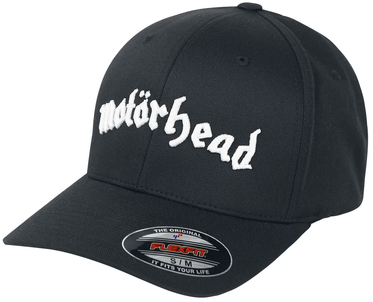Image of   Motörhead Flexfit Cap Flexcap sort