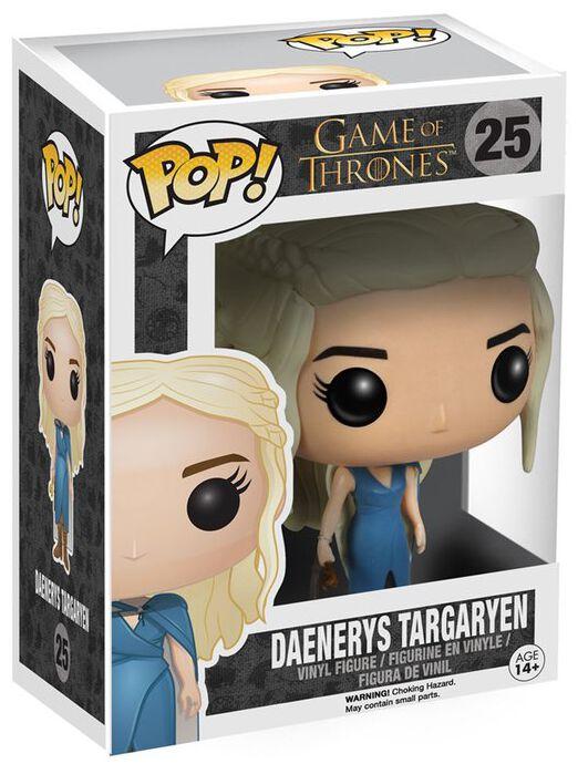 Image of   Game Of Thrones Daenerys Targaryen Vinyl Figure 25 Samlefigur Standard