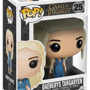Figurine Pop! Daenerys en Robe Bleue Game of Thrones