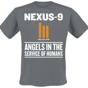 T-Shirt Homme Nexus 9 Blade Runner - Gris Charbon - S - Gris