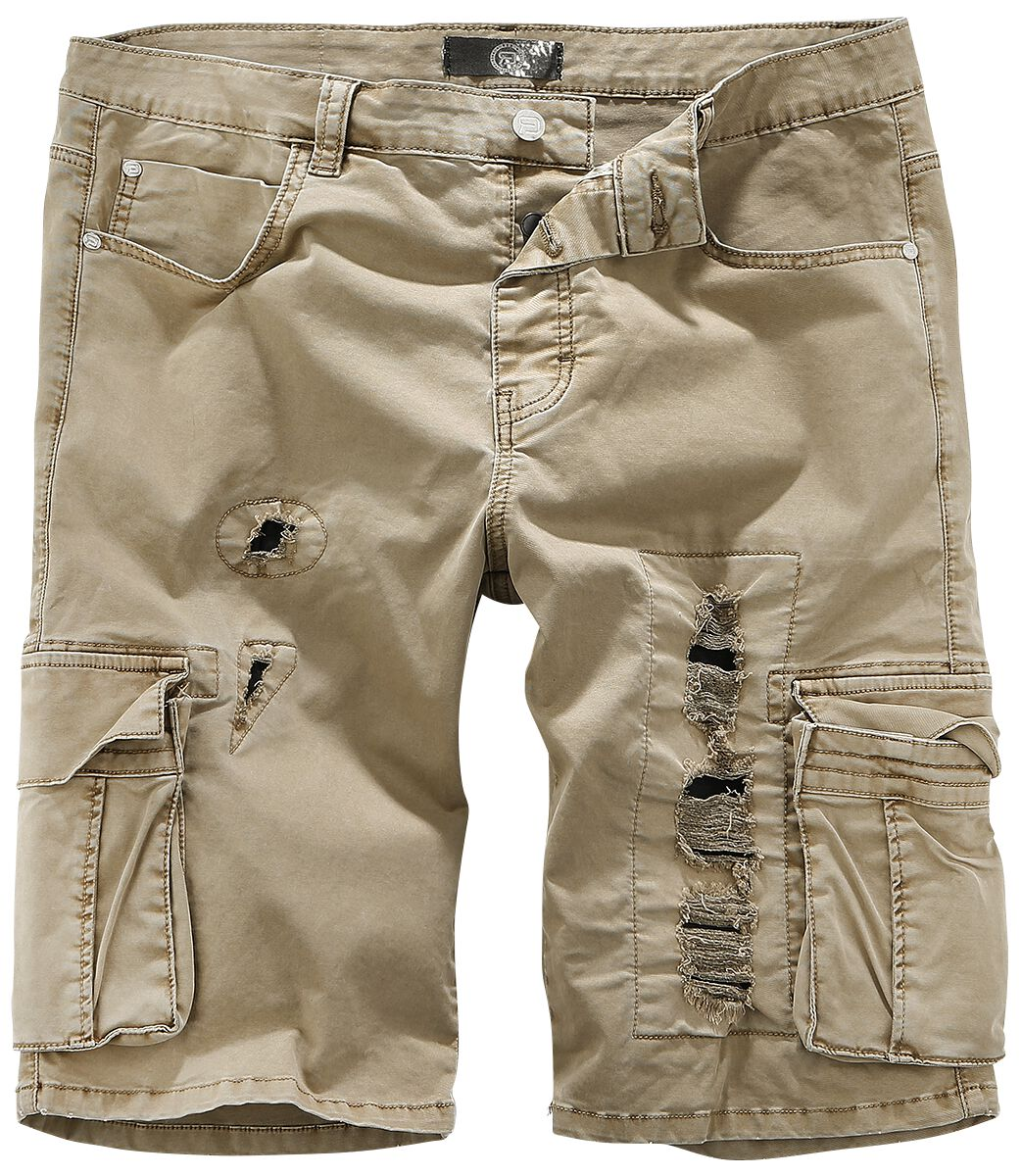 Image of   RED by EMP Army Vintage Shorts Shorts beige