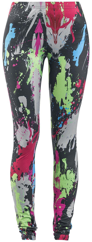Image of   RED by EMP Built For Comfort Leggings multifarvet