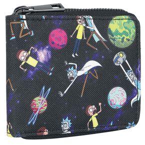 Rick & Morty Universum Portefeuille multicolore