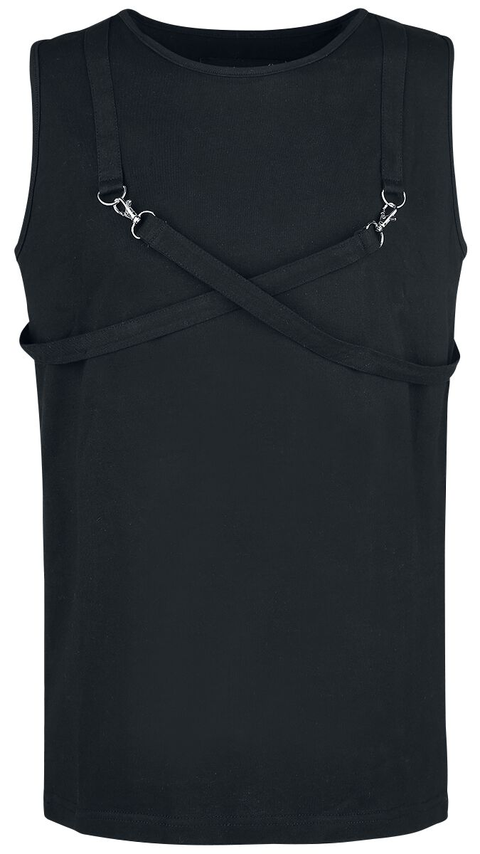 Image of   Gothicana by EMP Last Of The Wilds Tanktop sort