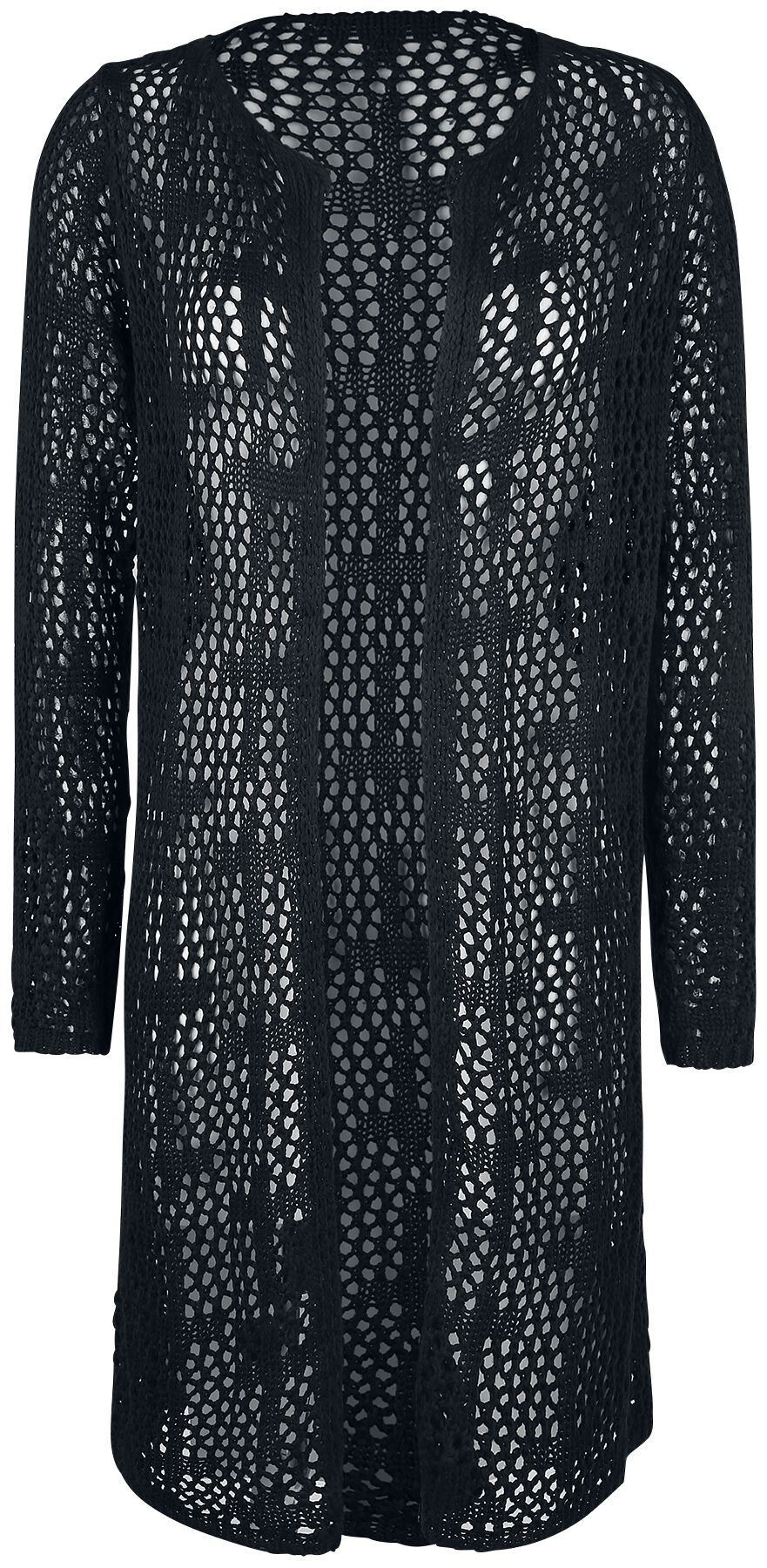 Image of   Gothicana by EMP For A Taste Of Eternity Pigecardigan sort