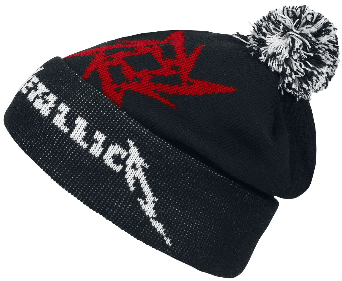 Metallica Star Logo - Unisex - Mehrfarbig